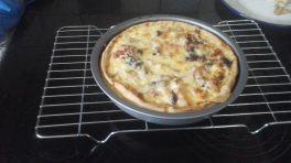 Bob's second quiche