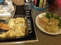 Abi's twisted tartiflette